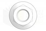 ISO 4161_Nakrętka sześciokątna - TopView