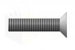 DIN 7991_Śruba z łbem stożkowym z gniazdem sześciokątnym - BackView