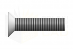 DIN 7991_Śruba z łbem stożkowym z gniazdem sześciokątnym - FrontView