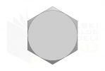 DIN 571_Wkręt z łebm sześciokątnym - LeftView